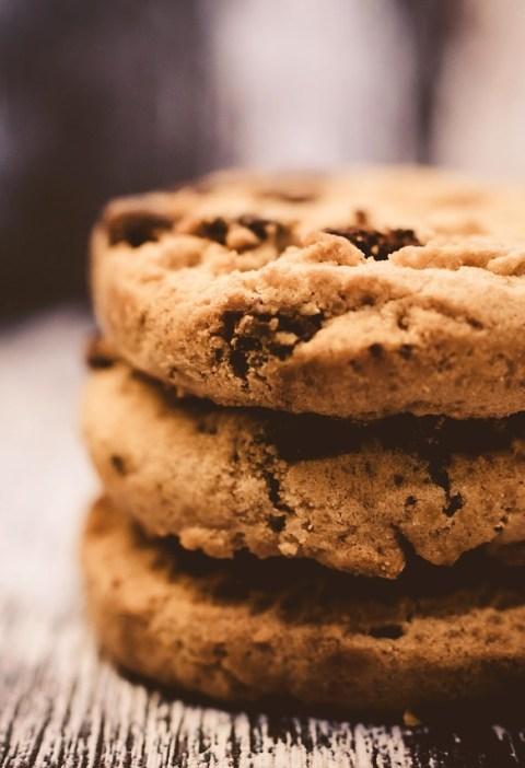 Cookies sin gluten Thermomix