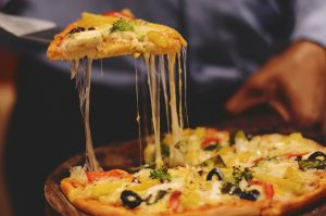 Masa de pizza thermomix
