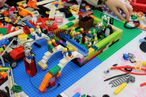 Lego Serious Play Teambuilding
