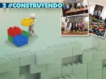Construyendo con Lego Serious Play