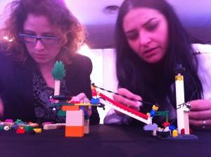 Yolanda e Irene comienza las Legoview