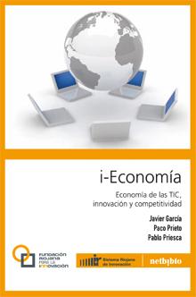i-economia. Paco Prieto, Javier García