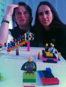 Fundadores de PACARI reflexionan a través de Lego Serious Play