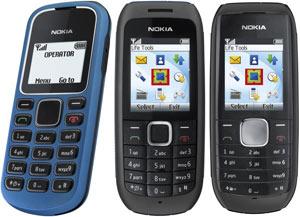 Terminales Nokia países emergentes