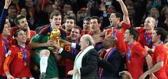 Un diez para la Selección Española