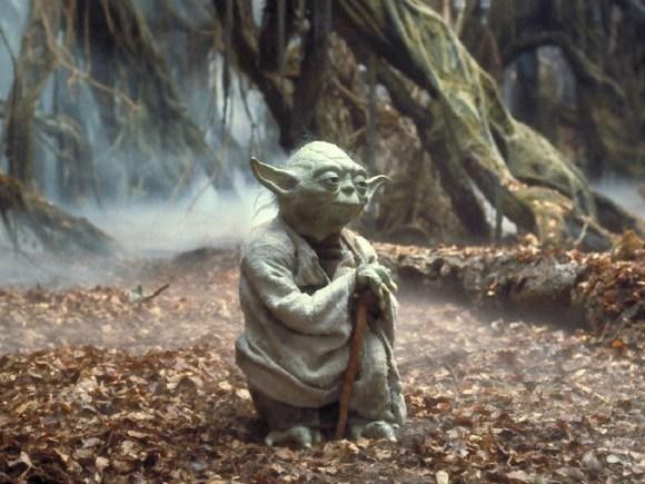 Yoda el alpargatas