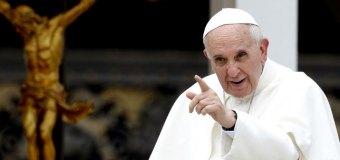 Lo ha vuelto a hacer!!!! De mi conexión telepática con el Papa Francisco.