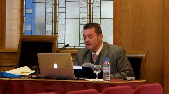 Paco Rabadán en la Defensa de la Tesis Doctoral Neofisiocracia. Método AIRO