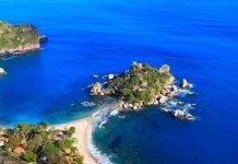 Viagem às ilhas do Mediterrâneo
