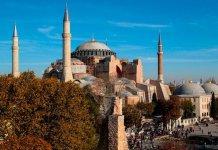 Circuito turístico na Turquia