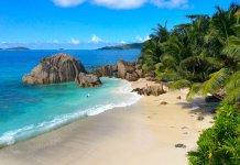 Pacotes para as Seychelles