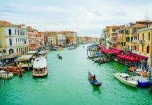 Pacotes em Itália