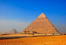 Promoções para o Egipto
