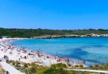 Pacotes para Menorca