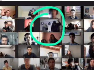 Sucede un asalto más durante clases online #VIDEO