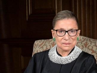 Fallece Ruth Bader Ginsburg, magistrada progresista de la Corte Suprema de EU