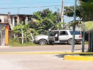 Comando asesina a mujer frente a su hijo en Acayucan, Veracruz