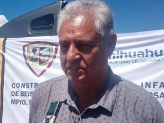 Comando armado asesina a alcalde de Temósachi, Chihuahua