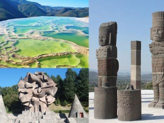 ¿Extrañas turistear? Mira estos 7 increíbles lugares que sólo encontrarás en México