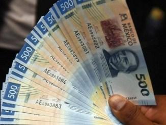 Analizan desaparecer billetes de 500 pesos para combatir el lavado de dinero