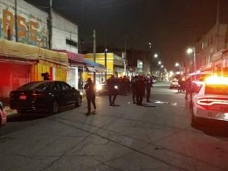 Muere joven en la Morelos tras recibir tres disparos frente a su padre