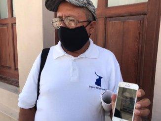 Tras 4 años buscando a su esposa, raptada por un equipo armado, recibe noticias sobre ella