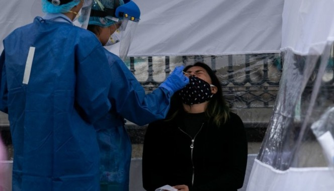 Muertos por coronavirus en México llegan a 70 mil 821