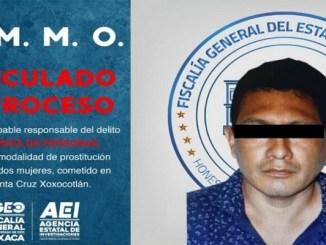 Sujeto prostituía a dos mujeres al interior de una lavandería en Oaxaca
