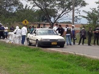 Soldado en Cauca dispara a mujer durante retén #VIDEO