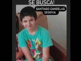 Santiago desapareció en Aguascalientes, ayudemos a que vuelva a casa #AlertaAmber