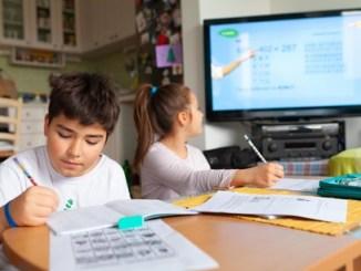 9 de cada 10 alumnos ven clases por TV, afirma SEP