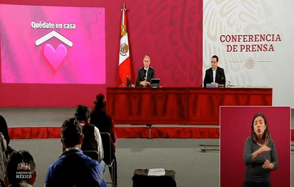Ya son 688 mil 954 casos positivos de coronavirus en México