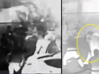 Policías de Neza golpean a mujer que pidió apoyo en accidente vehicular #VIDEO
