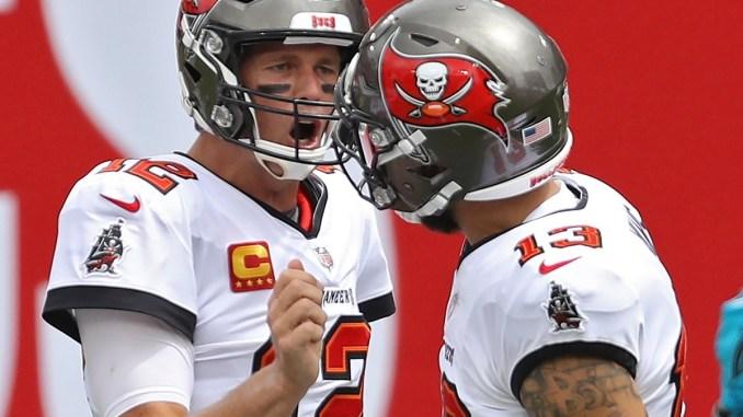 Tom Brady tuvo su primer triunfo con los Bucaneros de Tampa Bay en la semana 2 de la NFL