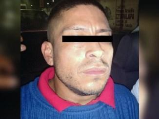 """La víctima estaba al interior de su domicilio en Naucalpan, sitio al que arribó Víctor Hugo """"N"""", quien la habría golpeado en diversas partes del cuerpo"""