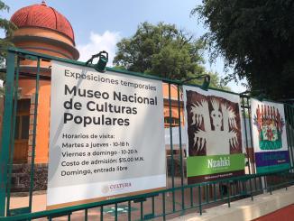 El Museo Nacional de Culturas Populares reabre sus puertas con cuatro exposiciones en su 38 aniversario