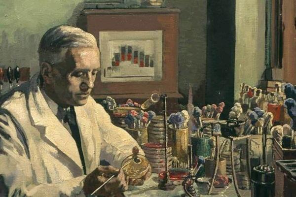 La era de los antibióticos comenzó con Alexander Fleming y un accidente