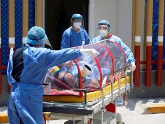Muertes relacionadas al nuevo coronavirus en México ascendieron a 67,326