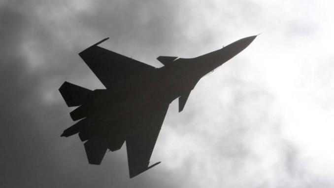 Se estrella un avión en el noreste de Ucrania, reportan 20 muertos #VIDEO