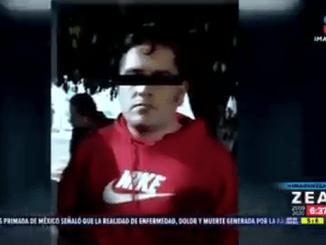 Un delincuente quiso evadir a la policía en una motocicleta, sin imaginar que era vigilado en vivo #ElQueLaHaceLaPaga
