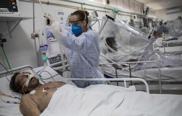 Hasta 2 millones de muertes por covid-19 se alcanzarán antes de vacuna: OMS