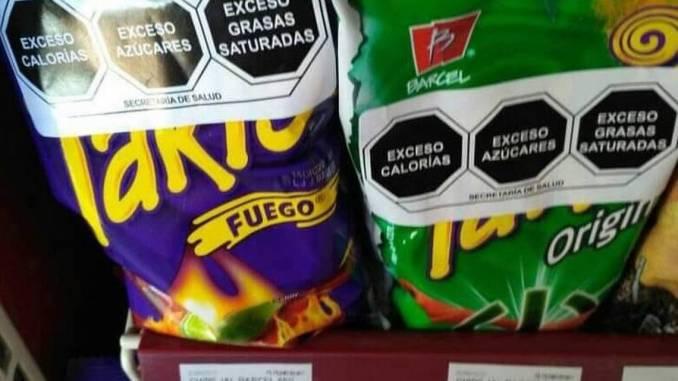 Empresas bajan el sodio en productos, debido a etiquetado frontal