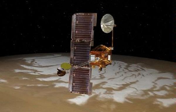 La Mars Observer, la sonda marciana que se perdió en su misión
