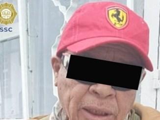 Un adulto mayor es detenido por violar a una jovencita en Pedregal de Santo Domingo