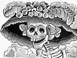 La Catrina, la muerte haciendo crítica social