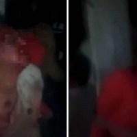 Linchan a pareja en Puebla presuntamente solo por ser fuereños #VIDEO