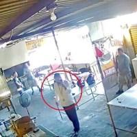 ¡Hasta aquí! Empleado no toleró más extorsión y mató a cobrador de piso #VIDEO