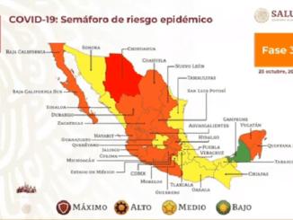 Cerca de 89 mil defunciones por Covid-19 en México