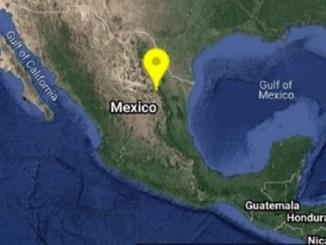 Se registra sismo de magnitud 3.6 en Nuevo León