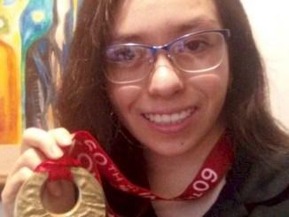 ¡Orgullo puma! Alumna de la UNAM gana 24 medallas en competencias de matemáticas